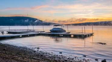 Predicting New Lake Water Levels